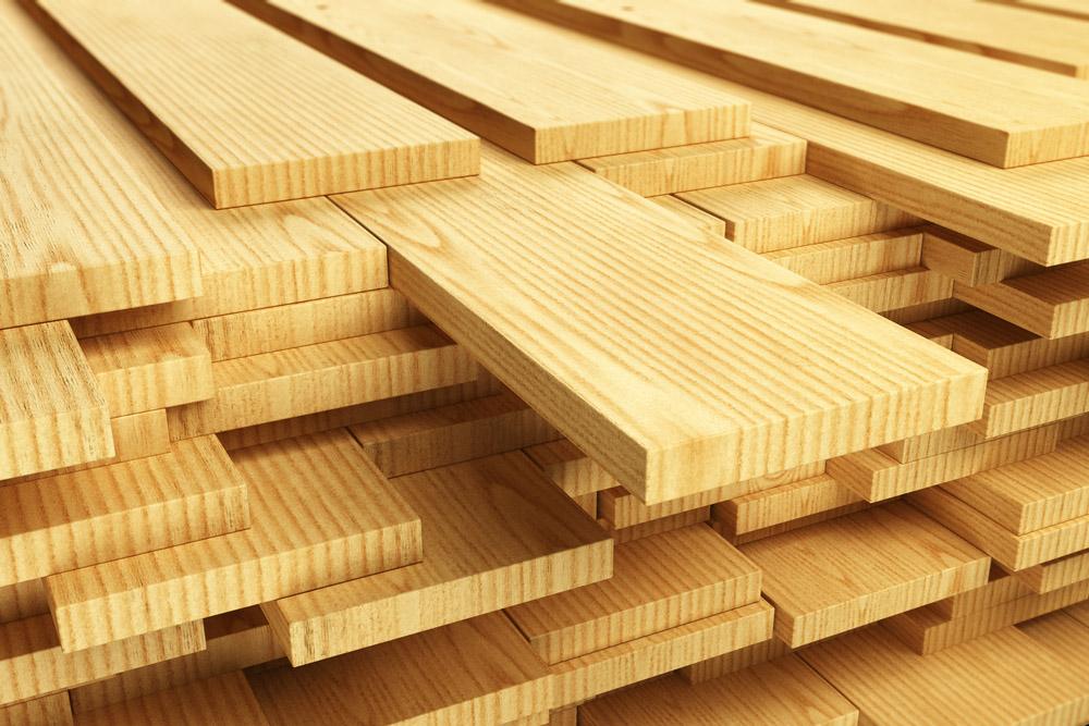 Hardwood Timber Supplies Ireland